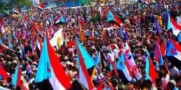 جالية وطلاب الجنوب في جمهورية مصر العربيه يباركون اعلان تشكيل المجلس الانتقالي الجنوب