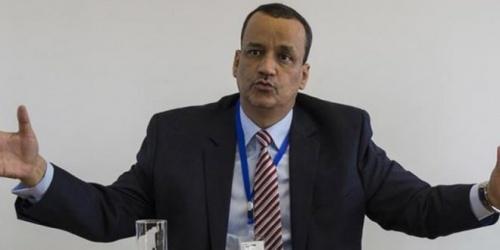 لقاء مرتقب بين المبعوث الاممي اسماعيل ولد الشيخ ورئيسالمجلس الانتقالي اللواء عيدروس الزبيدي