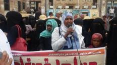 تعز تطلق حملة اعلامية ضد الجنوب ومسيرة غاضبة صوب عدن