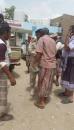 قائد اللواء 115 مشاه  المرابط بلودر  يزور مستشفى محنف ويشيد بجهود الكادر الطبي في  مواجهة تفشي وباء الكوليرا