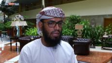الشيخ  بن بريك يرد على  عكاظ السعودية