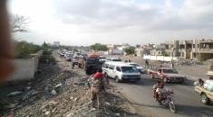 موكب الحوطة وتبن ينطلق صوب العاصمة عدن للمشاركة بمليونة تأييد المجلس الانتقالي