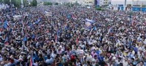 بلاغ صحفي صادر عن هيئة رئاسة المجلس الانتقالي الجنوبي بمناسبة اختتام ونجاح مليونية 21 مايو 2017م