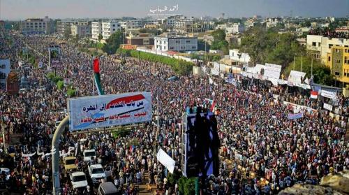 أهم القنوات والصحف العربية والعالمية التي غطت مليونية (21) بعدن