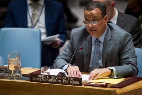 ولد الشيخ يقدم إحاطته لمجلس الأمن حول جولته الإقليمية الأخيرة (نص الإحاطة)