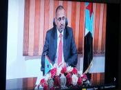 رئيس المجلس الانتقالي يبعث برقية عزاء في رحيل فقيد الوطن المناضل صالح مقبل مثنى