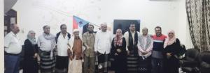 المجلس الانتقالي الجنوبي يعقد لقاء تشاوريا في العاصمة عدن