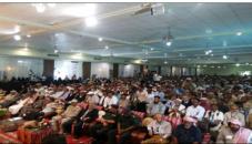 """""""حضرموت الجامع""""يعقد اجتماعا لتعيين رؤساء اللجان ووضعية بعض الاعضاء في """"الانتقالي الجنوبي"""""""