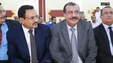 السقطرى يبارك  للاخ بن قبلان باعطائه الثقة لتمثيل سقطرى  في المجلس التنسيقي