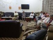 الرئيس الزبيدي يؤكد على احترام حقوق منتسبي الجيش الجنوبي ويشيد بمواقفهم وتضحياتهم
