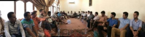 لقاء تشاوري لتنسيقية شباب الجنوب مع نشطاء وقيادات شبابية