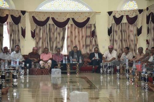 اختيار عبدالله مهدي  رئيسا لقيادة الضالع المحلية في المجلس