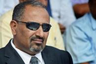 رئيس المجلس الانتقالي يعزي باستشهاد البطل محضار عمر أمعبد