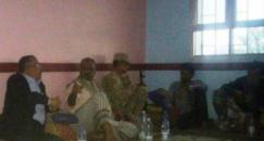 عددٌ من قيادات المجلس الانتقالي الجنوبي يؤدون واجب العزاء في استشهاد المناضل م .عبدالله أحمد حسن