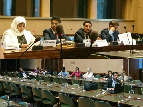 Geneva: A Special Symposium on The Southern Issue