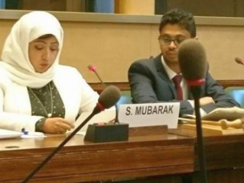 '.Dr Mubarak: 'Southern Youth are Able to Fight For Their Cause