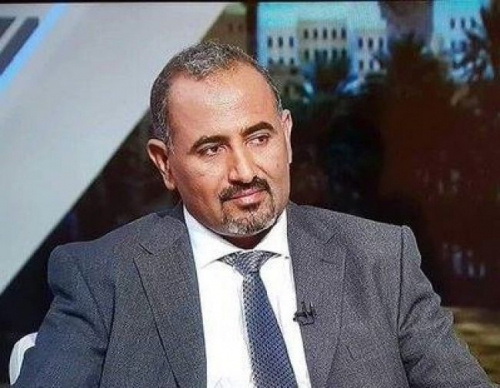 Southern Transitional Council President  vows to continue fight against 'rebels' in north