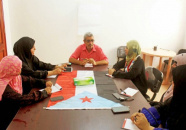 Amin Saleh Stresses the  Prominent Role of Women in the Southern  Transitional Council