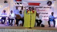 The Southern Transitional Council launches its 14th October Revolution Celebrations in Aden