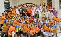 President of the  STC  Promises the  Athletes A Southern Football Tournament