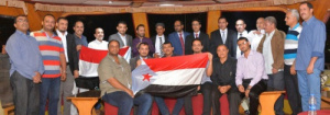 The STC Department of Foreign Relations Celebrates October and Holds a Consultative Meeting in Cairo
