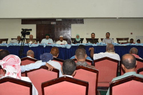 Al Zubaidi Emphasizes the Importance of Hadramout  in the History of the South