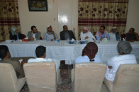 President of the Southern Transitional Council meets  President and Members of the General Council of Al-Mahra and Socotra