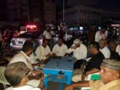 The president of the Southern Transitional Council Participates in the Daily Life of Al-Mukalla