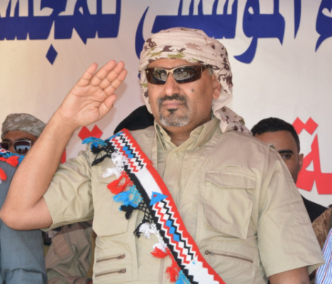 Al-Zubaidi Calls the Southerners to Celebrate the 50th Anniversary of Independence Day