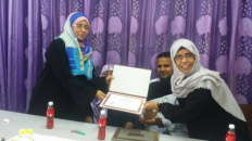 The STC Celebrates with 'Al Noor Institute for the Blind