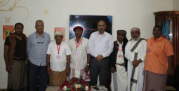 Al Zubaidi Meets Socotra's National Assembly Members