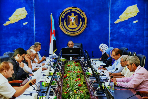 The STC Presidency Discusses the Final Preparations for the National Assembly Meeting