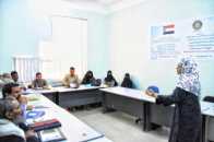 The STC Rights and Freedoms Department Organizes a Workshop for the Officers of Aden Security Department