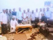 STC President, Eidaroos Al-Zubaidi meets a number of Resistance Leaders of Hadramout