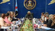 Presidency of the Southern Transitional Council Holds its Ordinary Meeting