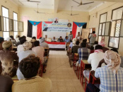 Al-Mahra: The STC Local Leadership of Hasswin Holds its Founding Meeting
