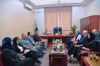 Vice President of the of the Southern Transitional Council Meets the United Nations Team of Experts