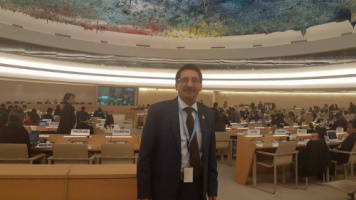 The STC Human Rights Department Calls on the Human Rights Council to Draw a Roadmap for Regaining the South