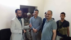 Vice President of the Southern Transitional Council Inspects the Departments of the General Secretariat
