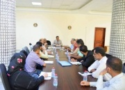 The General Secretariat of the Southern Transitional Council Holds its Ordinary Meeting