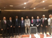 The STC Leadership Meets the UN Envoy to Yemen