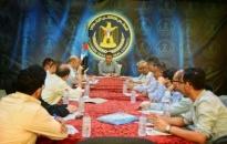 The General Secretariat Held  it's Periodical Meeting