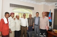 The Secretary General of the STC Sponsors an Agreement Between the Retirees Association and the Supreme Committee of the Southern Army