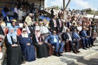 President Al-Zubaidi and the STC Members Attend the first Anniversary of Aden's Historic Announcement