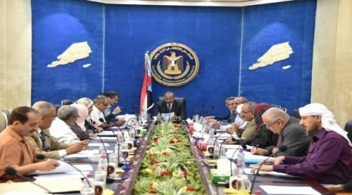 Al-Zubaidi Chairs the STC Presidency Regular Meeting