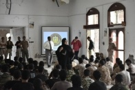 Southern Transitional Council Human Rights Department concludes a setting up workshop for the security men in Aden