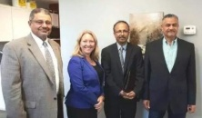 Coordinating Leadership of Southern Transitional Council in Canada informs Parliament Member Mona Fortier on the Tragic Situation of People of South