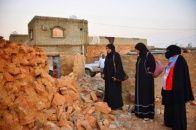 Southern Transition Council Committees continue field work in affected areas by Luban in Al-Mahra