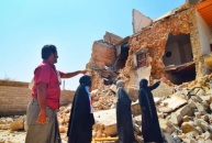 """Southern Transitional committees continue evaluating cases affected by hurricane """"Luban"""" in Al-Mahra"""