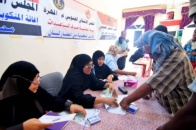 Relief Southern Transitional Council Committees complete Aids Distribution to Affected in Al-Mahra